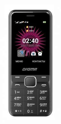 Мобильный телефон DIGMA Linx A241 Black