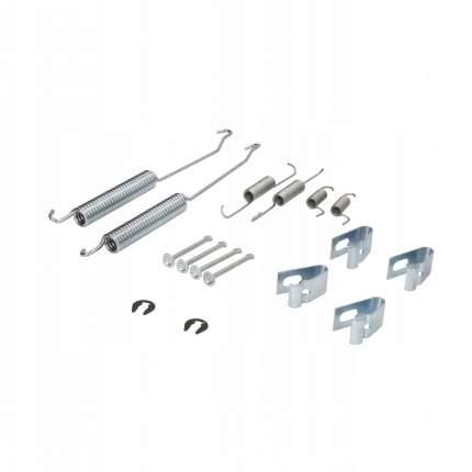 Комплект монтажный тормозных колодок Bosch 1987474280