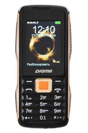Мобильный телефон DIGMA Linx R240 Black