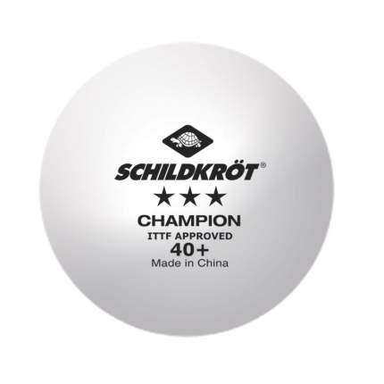 Мячики для н/тенниса DONIC Champion 3* (120 шт)