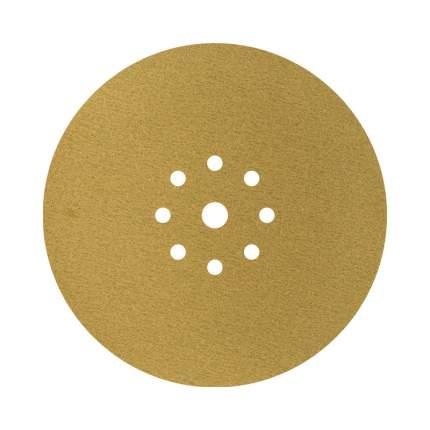 """Шлифовальный круг на липучке """"ABRAFORM"""" Giraffe GOLD диаметр 225мм Р120"""