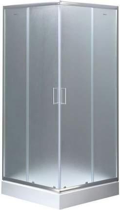 Душевой уголок Aquanet SE-900S 90x90, узорчатое стекло