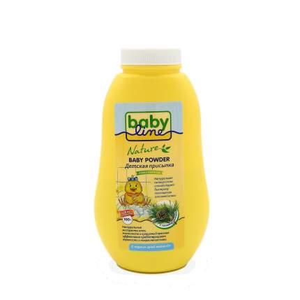 Детская присыпка Babyline с сосновой пыльцой, 2x125 г