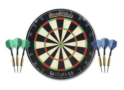 Комплект для игры в дартс StartLine Play Elit-Play