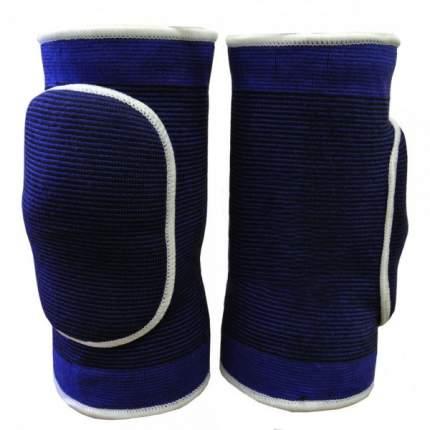 NK-302-L Наколенники волейбольные (Синий/Белый) р. L