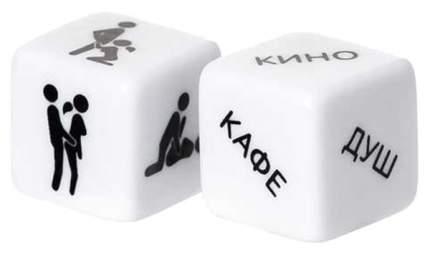 Эротическая игра Кубики любви белый