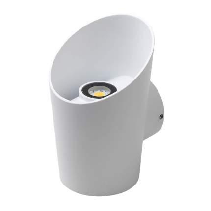 Настенный светодиодный светильник ЭРА Design WL4 WH