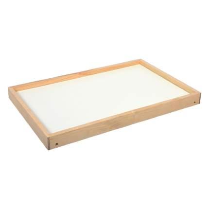 Столик сервировочный на ножках Marmiton деревянный 52х33х4 см 17044