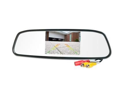 Зеркало заднего вида с монитором SWAT VDR-2U