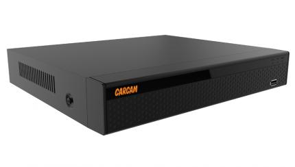 Многофункциональный 16-канальный видеорегистратор CARCAM NVR3616
