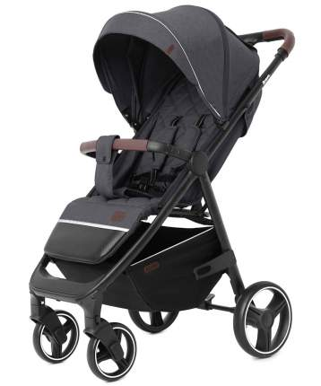 Прогулочная коляска Carrello Bravo CRL-8512 Serious Grey