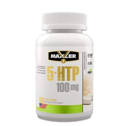 5-HTP Maxler, 100 капсул