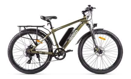 "Электровелосипед Eltreco XT 850 New 2021 19"" darkolivegreen/darkolivegreen"