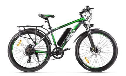 Электровелосипед Eltreco XT 850 New  (2021) (Серый)
