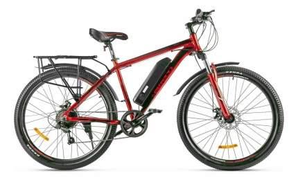 Электровелосипед Eltreco XT 800 New  (2021) (Красный)