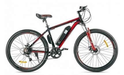 "Электровелосипед Eltreco XT 600 D 2021 19"" black/red"