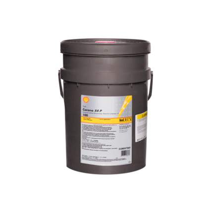 Масло компрессорное Shell Corena S4 P 100 20л