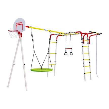 Комплекс спортивный детский Romana Акробат 2, + качели Гнездо