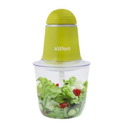 Измельчитель  Kitfort КТ-3016-2 Lite Green
