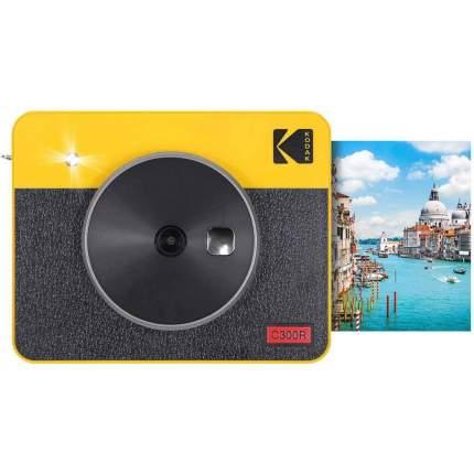 Фотоаппарат моментальной печати Kodak C300R Yellow