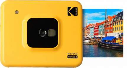 Фотоаппарат моментальной печати Kodak C300 Yellow