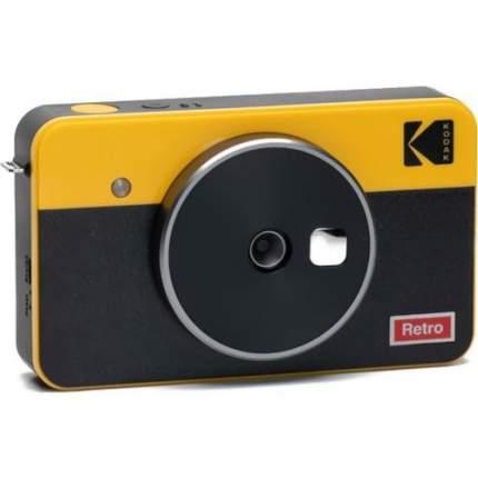 Фотоаппарат моментальной печати Kodak C210R Yellow