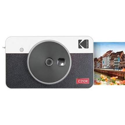 Фотоаппарат моментальной печати Kodak C210R White