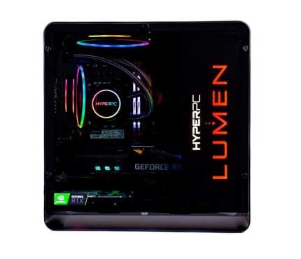 Игровой системный блок HyperPC LUMEN Black (iA10400)