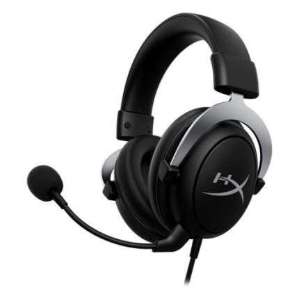 Наушники для игровой приставки HyperX CloudX Black