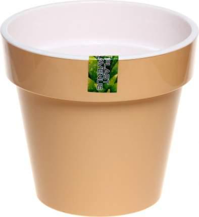 Цветочный горшок садовый Порто 111097 Кремовый
