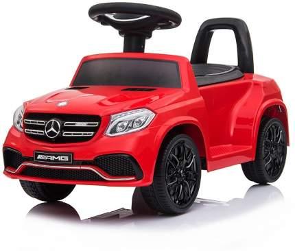 Электромобиль каталка Mercedes-AMG GLS63 + пульт управления, HL600-LUX-RED