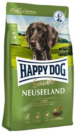 Сухой корм для собак Happy Dog Sensible Neuseeland, ягненок,  2.8кг
