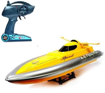 Радиоуправляемый катер Create Toys Yellow Fierce (80 см, 15 км/ч), CT-3332K-YELLOW
