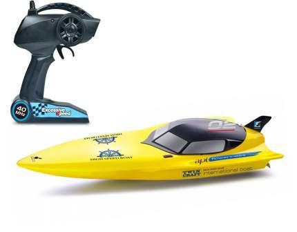 Радиоуправляемый катер Create Toys Yellow Cruel (74 см, 15 км/ч), CT-2062K-YELLOW
