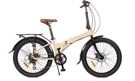 Велосипед Shulz Easy Fat Disc 2021 One Size wheat