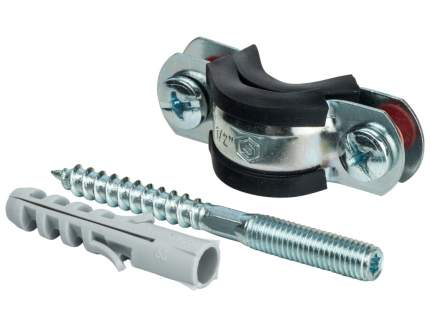 Хомут для труб, комплект STOUT SAC-0020-100012