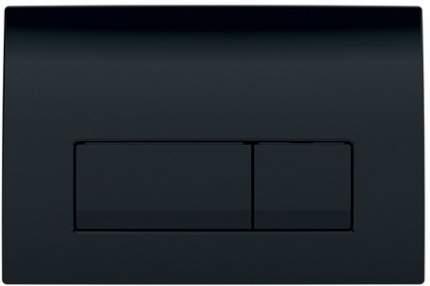 Смывная клавиша Geberit Delta 51 115.105.DW.1 черный (Глянцевый) RAL 9005