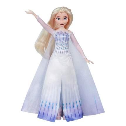 Кукла Disney Frozen Холодное сердце 2, Поющая Эльза E88805X0