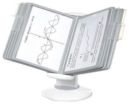 Демосистема настольная А5 ProMEGA Office 10 панелей светло-серый
