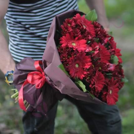 Букет FlorPro Огненно красный