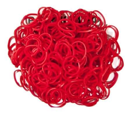 Набор резинок для плетения в пакетике 10 000 шт К-105-4 цв. Тёмно-розовый