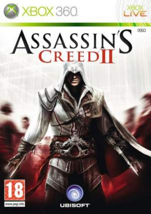 Игра Assassin's Creed 2 для Xbox 360