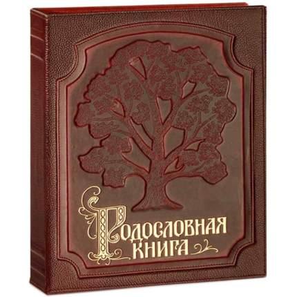 Родословная книга «Изысканная» (обложка из натуральной кожи)