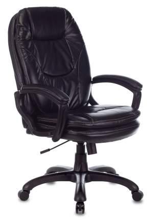 Кресло руководителя Бюрократ CH-868N черный Leather Venge Black