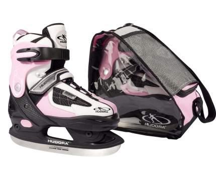 Коньки прогулочные Hudora HD 2010, pink, 28-31 RU
