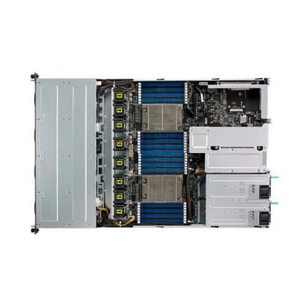 Серверная платформа ASUS RS700A-E9-RS4/WOD/2UL/EN Black