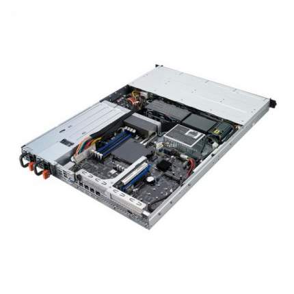 Серверная платформа ASUS RS300-E10-RS4/DVR/2CEE/EN Black