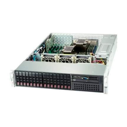 Серверная платформа Supermicro SYS-2029P-C1R Black