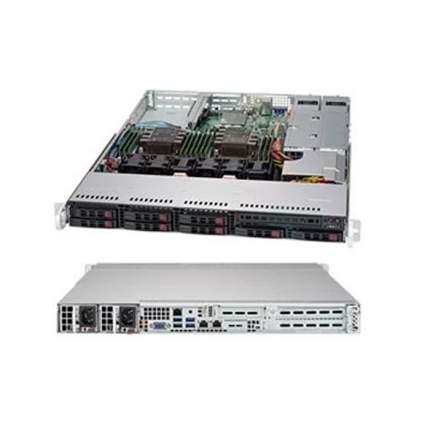 Серверная платформа Supermicro SYS-1029P-WTRT Black