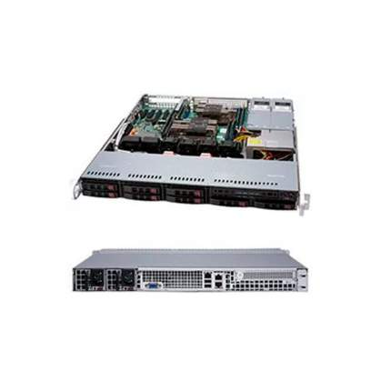 Серверная платформа Supermicro SYS-1029P-MTR Black
